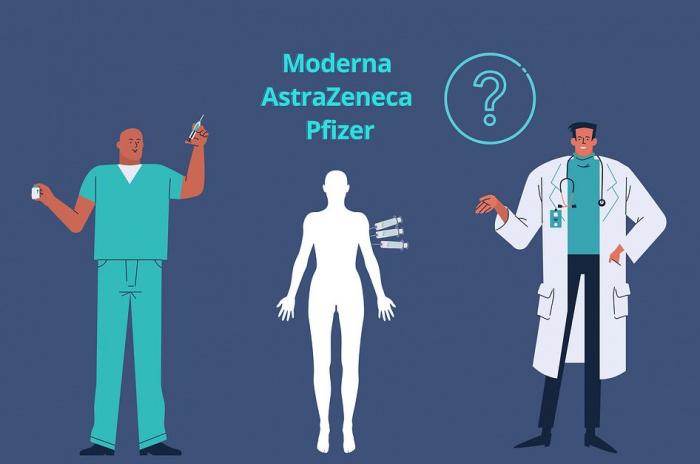 фигурки врача, пациента и исследователя