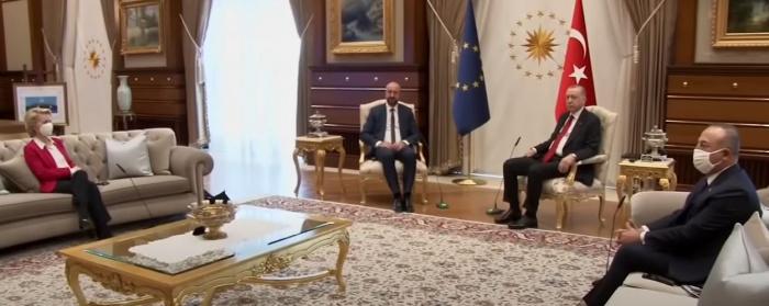 делегация Евросоюза в Стамбуле