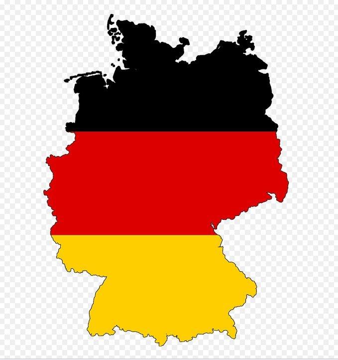 картинка флаг Германии