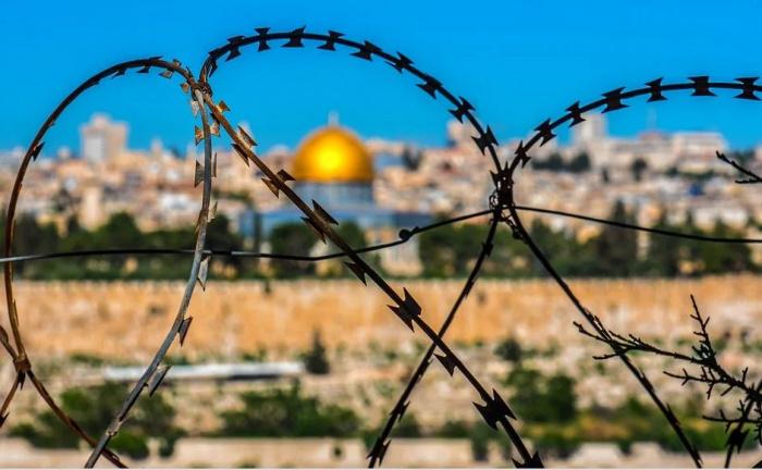 Иерусалим сквозь колючую проволоку