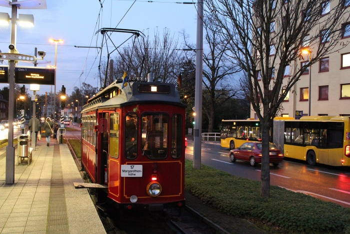 Ruhrbahn в Эссене