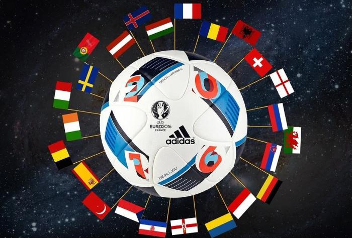 флаги европейских стран