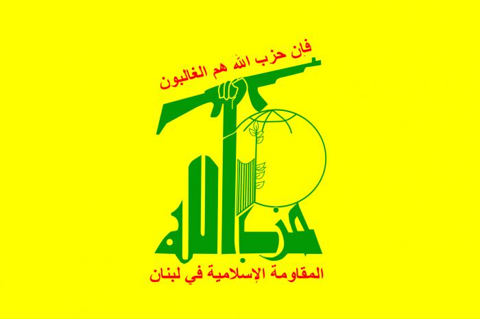 флаг Хезболла