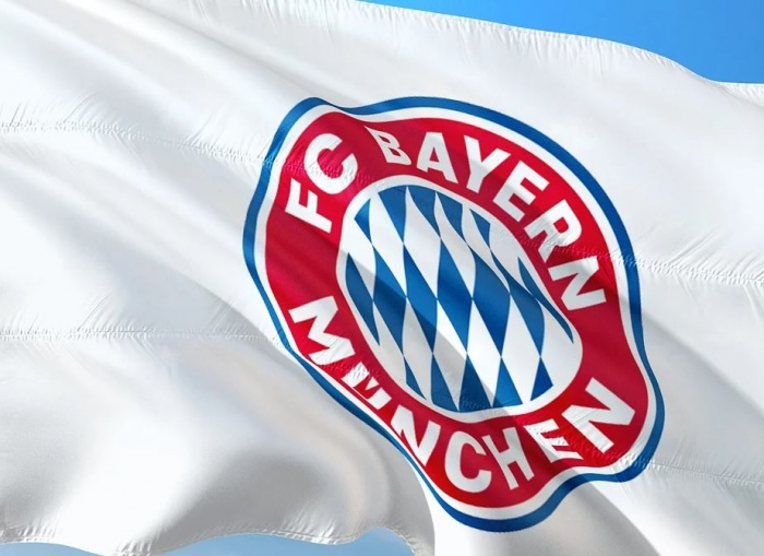 """флаг """"Баварии"""""""