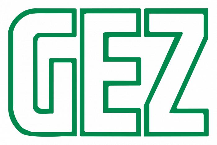 Логотип GEZ