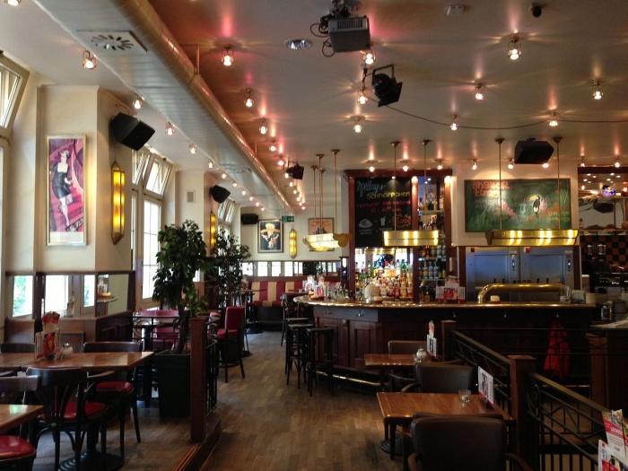 «Cafe Extrablatt» в Крефельде