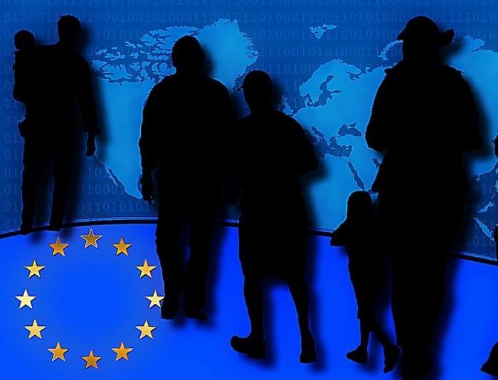беженцы направляются в Евросоюз