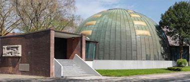 купол синагоги в Эссене