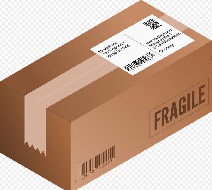 посылочная коробка