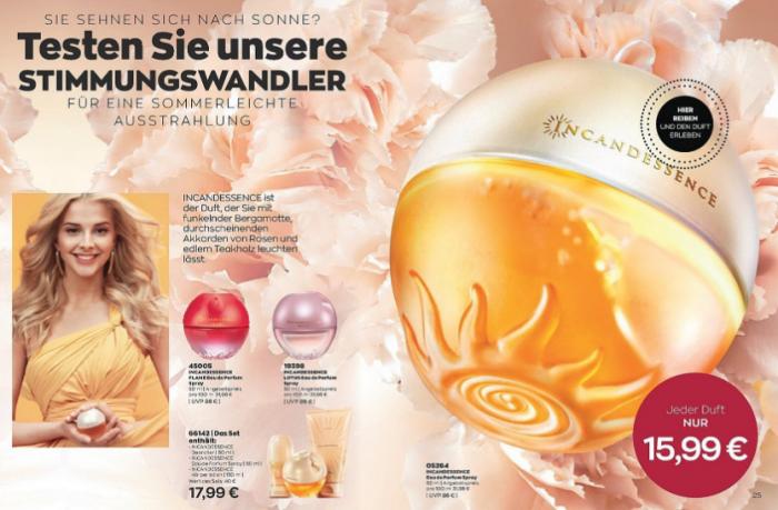 Senger Julia - AVON в Германии - заказать каталог 2020