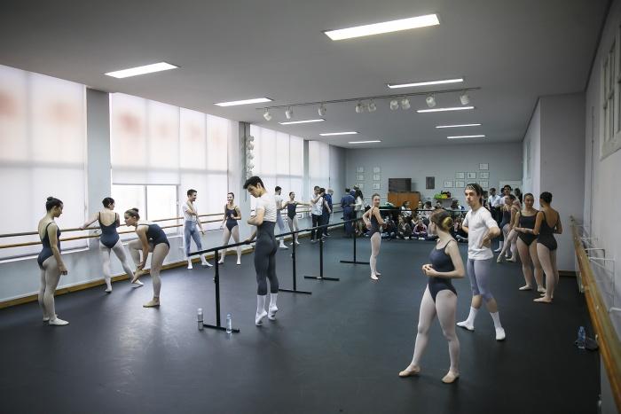 Творческая встреча и мастер-класс по классическому танцу Дарьи Павленко